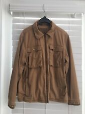 Arizona Jean Company Men's Brown Jacket Size XL