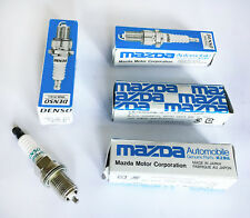 Mazda Denso Spark Plugs Z60118110 - Set of 4 - (Our Ref: FILX)
