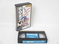 SONIC THE HEDGEHOG 2 Promotion Video VHS Ref/2995 Mega Drive Sega md