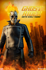 Marvel Sideshow Collectibles Ghost Rider 1:6 Scale Action Figure