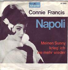"""""""7"""" - CONNIE FRANCIS - Napoli"""