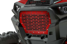 Custom Steel Grille for 2017-2018 Polaris RZR Turbo 1000 XP Grill RZR Red BRICKS