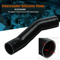 EGR Intercooler Silicone Turbo Boost Hose Pipe Fit Jaguar X Type 2.0 2.2 TDCI