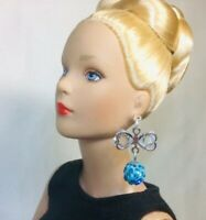 Franklin Mint Black Lucy 40-50s pumps SHOES fit 15-16in doll Vivian Ellowyne