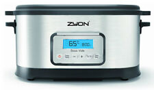 Zyon Premium Sous Vide, Water Bath, Slow Cooker - Large 8.5Ltr capacity