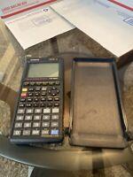 Casio CFX-9850G Plus Graphing Calculator For Parts
