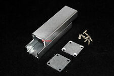 Silver Extruded Aluminum Box Enclosure Case Project Box DIY 80*25*25mm US Stock
