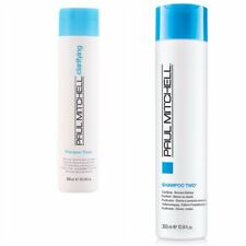 PAUL MITCHELL CLARIFYING SHAMPOO TWO, SHAMPOO THREE + TRACKED DELIVERY