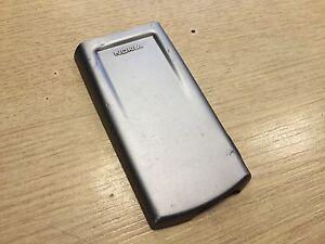 Genuine Original Nokia 8850 Grey Battery Cover Fascia Rear Housing Grade C