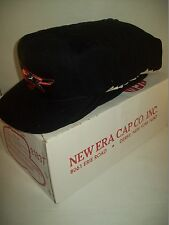 12 BALTIMORE ORIOLES NEW ERA HAT GENUINE MERCHANDISE ONE SIZE FITTED ALL BLACK