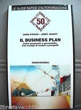 IL BUSINESS PLAN Come prepararlo e presentarlo Linda Pinson Jerry Jinnett Lavoro