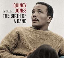 Quincy Jones - Birth Of A Band / Big Band Bossa Nova [New CD] Ltd Ed, Rmst, Delu