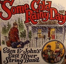 """R. CRUMB - """"SOME COLD RAINY DAY"""" - EDEN & JOHN'S EAST RIVER STRING BAND - CD"""