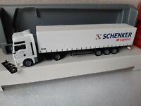 MAN TGA D20   Schenker / DB Logistics  Tautliner 5156 Exclusiv Serie