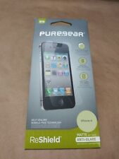 Puregear iPhone 4 ReShield Screen Protector Matte Anti-Glare