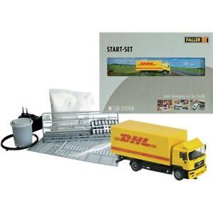 Faller 161607 Set iniziale Car System con DHL
