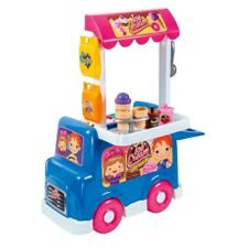 Big Steps Play Ice Cream Truck With Sound and Over 25 Pieces NEW