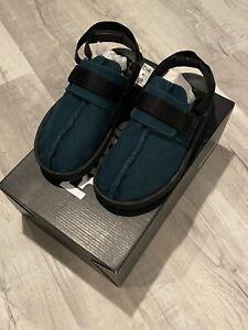 Brand New Reebok Beatnik Sandal Moccasin FY2951 Forest Green Size 10
