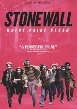 Stonewall (DVD, NO Digital, 2016)