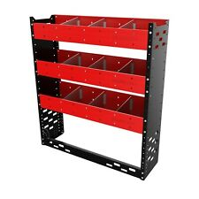 Van Racking System - shelving unit Ideal for Renault Traffic - Made in UK - ST1