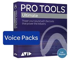 Avid Pro Tools Ultimate - 256 Voice Pack (Perpetual)