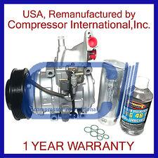 94-98 ES300,95-99 Avalon,95-01 Camry 3.0L,99-03 Solara 3.0L Reman A/C Compressor