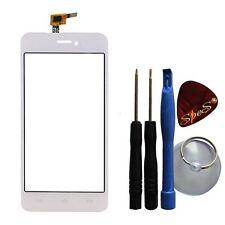 Touchscreen  Glas für Mobistel Cynus T1 in weiß  inklusive Werkzeug