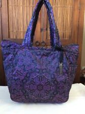 LeSportsac Women's City Chelsea Tote Quilted Bag EUC Free Shipping