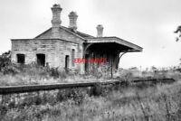 PHOTO  ABBOTSBURY RAILWAY STATION IN 1962