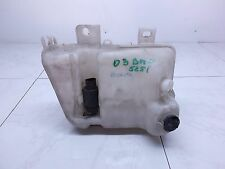 2003 BMW 525I OEM WINDSHIELD WATER TANK CONTAINER RESERVOIR WITH PUMP 7038432