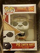 Funko POP! Kung Fu Panda [With Hat] Vinyl Figure - PO #250