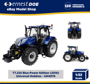 Universal Hobbies New Holland T7.225 - 1:32 - UH4976 – Blue Power Edition 2016