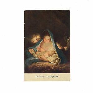 AK Ansichtskarte / Kunstkarte Carlo Maratta / Die heilige Nacht