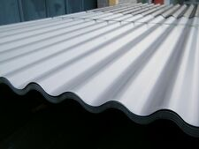 """Corrugated Roofing Sheets 3m x 1m - 10ft x 3ft3"""" Cover"""