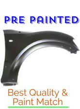 PRE PAINTED Passenger RH Fender for 2003-2006 Mitsubishi Montero w Free Touch up