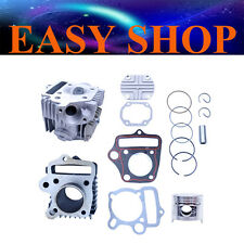 Top End Barrell Cylinder Head Bore Piston For HONDA ATC70 CRF70 CT70 TRX70 XR70