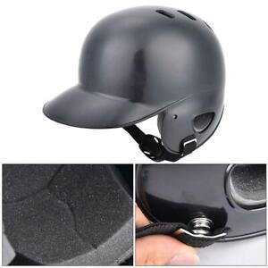 Sport Baseball Batting Helmet Protective Equipment+Strap for Adult Children Teen