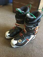 Black Diamond ski touring boots 28.5