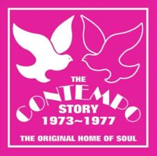Various Artists - Contempo Story 1973-1977 The NEW CD