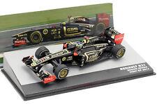 Bruno Senna Lotus Renault R31 #9 Italia Gp Fórmula 1 2011 1:43 Altaya
