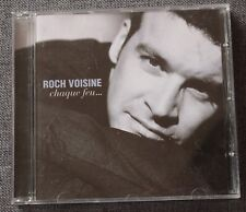 Roch Voisine, chaque feu, CD