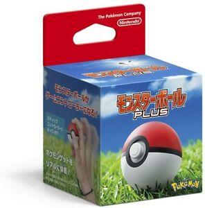 Nintendo Pokemon Poke Ball Plus - with Mew - Switch 2018 Japan