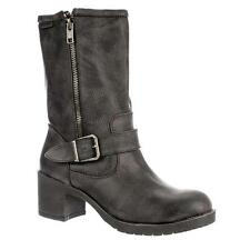 Rocket Dog Mid Heel (1.5-3 in.) Block Casual Boots for Women