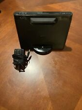 Sony RDP-M7IPN Lightning Connector iPhone/iPod Portable Speaker Dock - Black