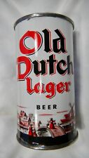 Flat Top Beer Can Old Dutch Lager 105-24 Or 25 Original And Clean Maier Of Calif