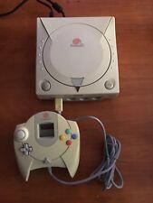 Sega Dreamcast NTSC-JP console + 4 games + Gun + VMU, 100% Working % Tested