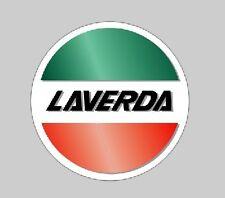Sticker  LAVERDA