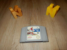 PAL N64: FIFA 99 loose game Nintendo 64