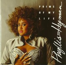 CD - Phyllis Hyman - Prime Of My Life - #A3692 - RAR