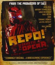 Repo! The Genetic Opera (Blu Ray, 2009) NEW